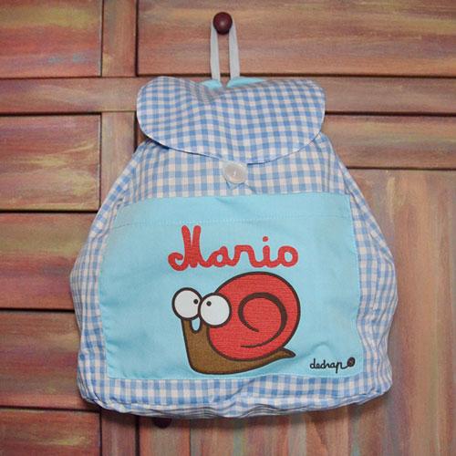 Mochilas y bolsas para la guardería |MALETAS INFANTILES