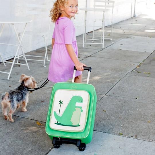 Beatrix las maletas de los niños famosos