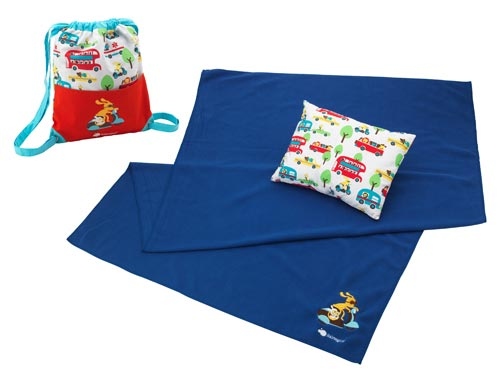 Kit de siesta para niños