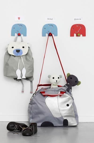 Bolsa de viaje para niños Jumbo de Franck & Fischer