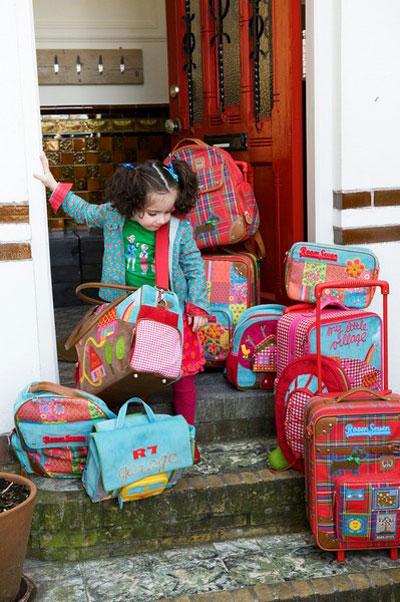 Maletas y mochilas de Room Seven