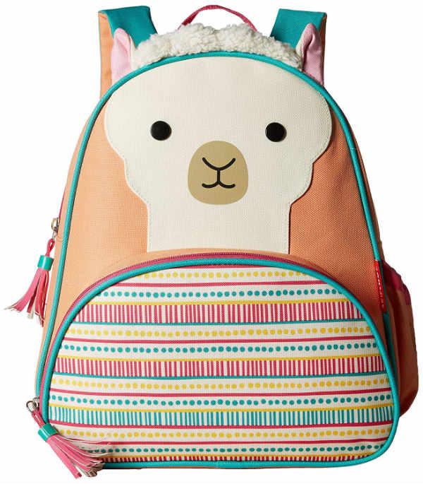 Mochila Skip Hop Zoo Pack Llama