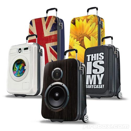 SuitSuit Case las maletas diferentes