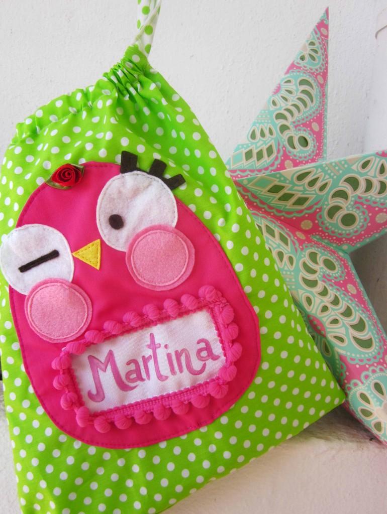 20b264816 Bolsas de tela personalizables | MALETAS INFANTILES