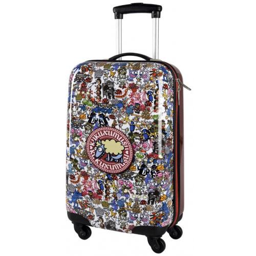 Kukuxumusu maletas ideales para jóvenes