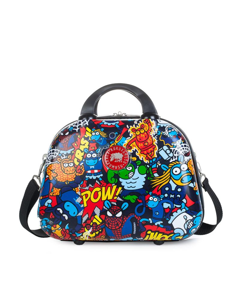 Colección maletas Kukuxumusu Supersheep Mix